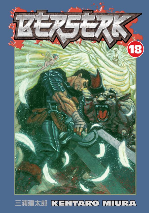 Berserk Manga Cover Vol.18