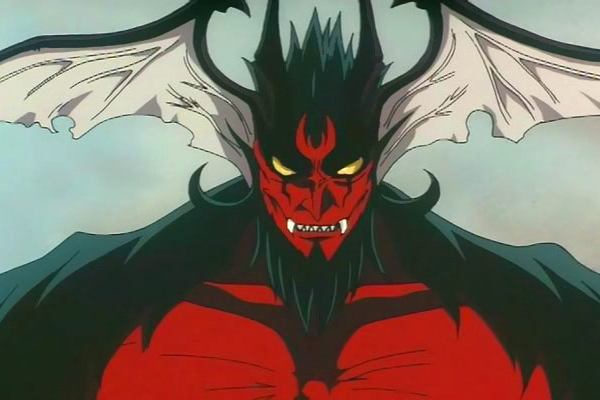 Amon The Apocalypse of Devilman