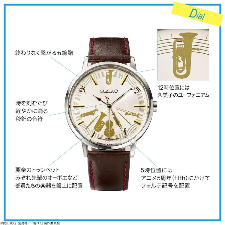 Sound Euphonium Watch