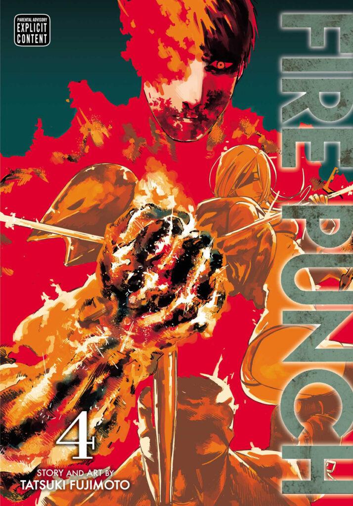Fire Punch Manga Vol 4