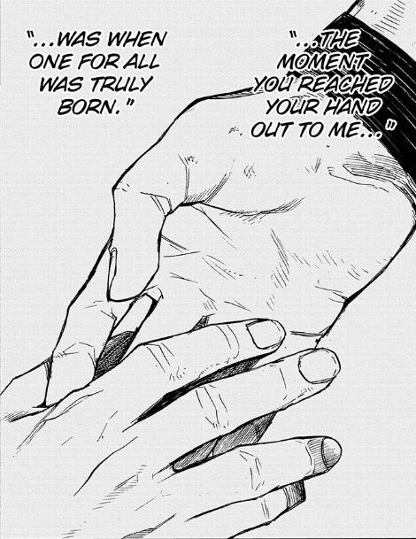 Screenshot from My Hero Academia Chapter 310