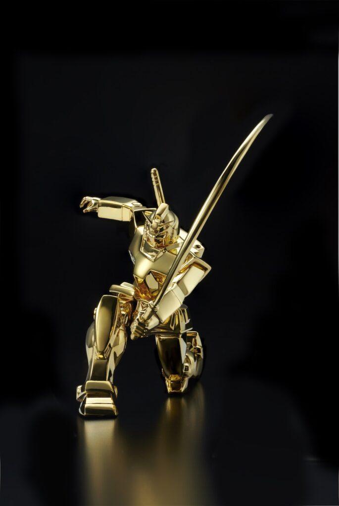 Gold Gundam