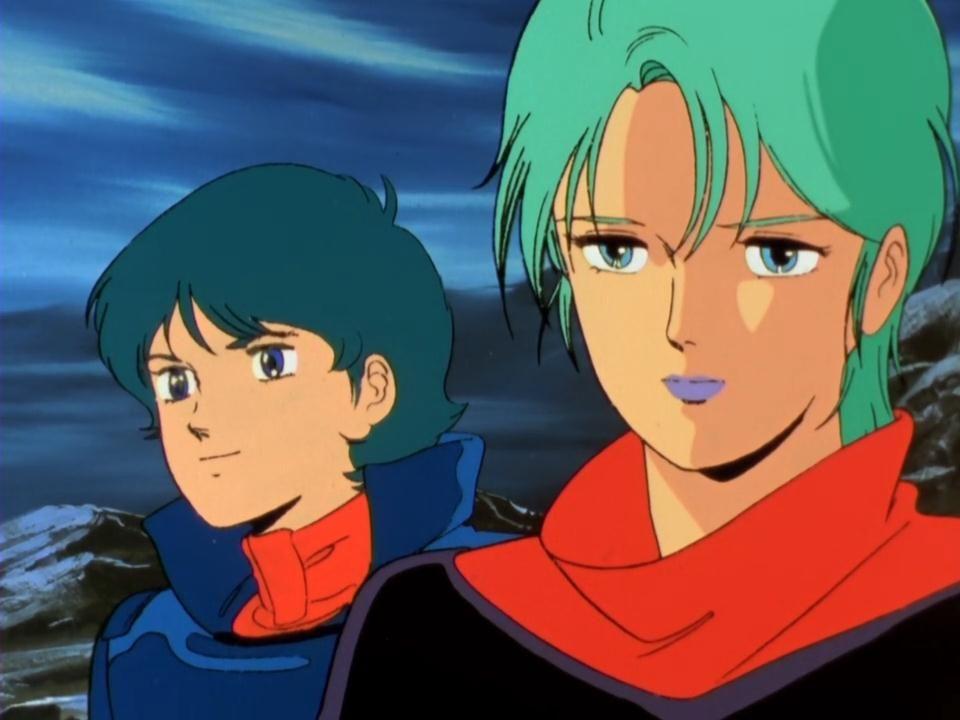 Kamille Bidan from Zeta Gundam