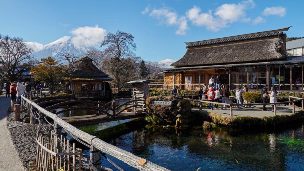 Rural Japan Travel