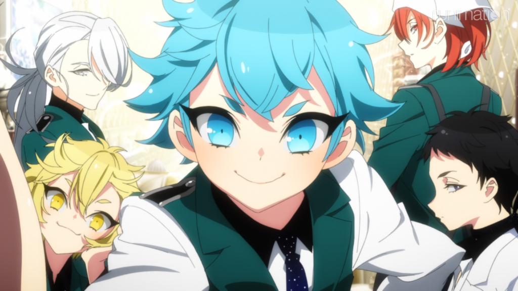 Pretty Boy Detective Club Visual