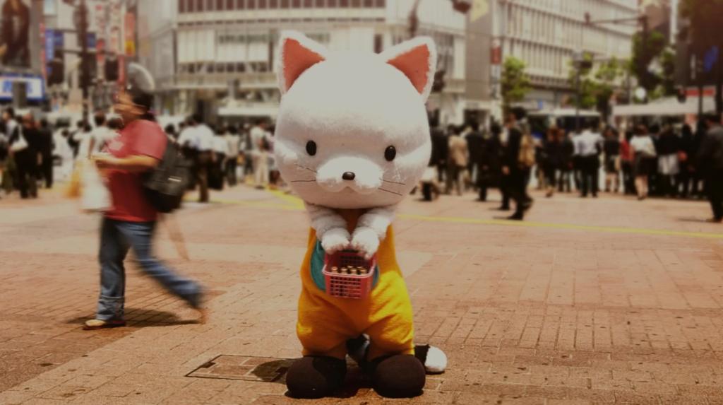 Shibuya Scramble game