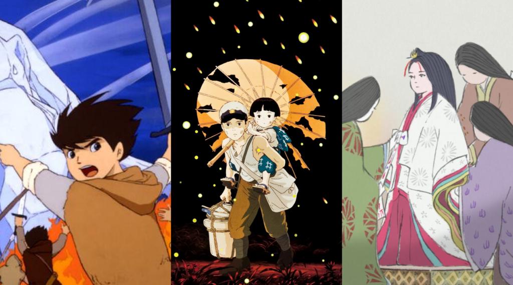 Anime by Isao Takahata