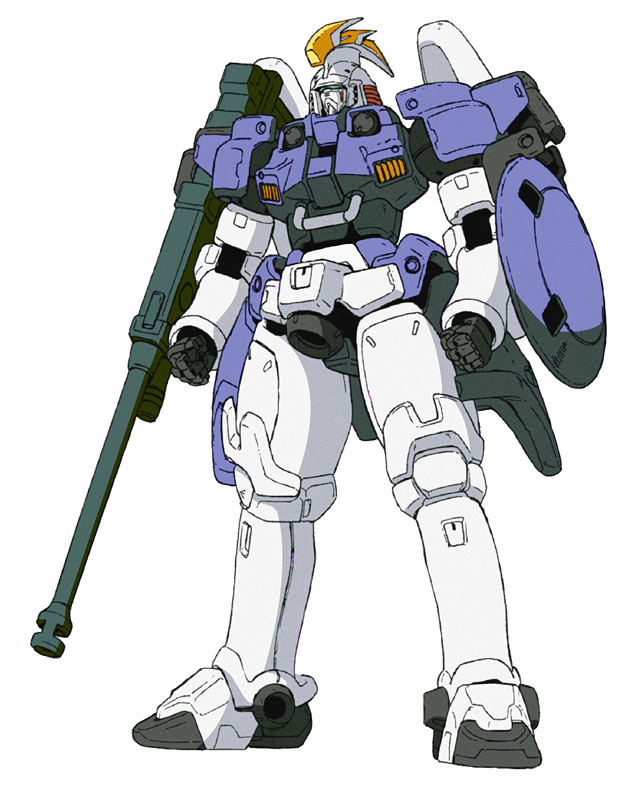 Mech from Mobile Suit Gundam Wing