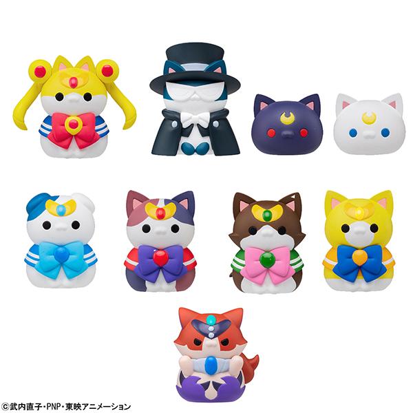 Mega Cat Sailor Moon