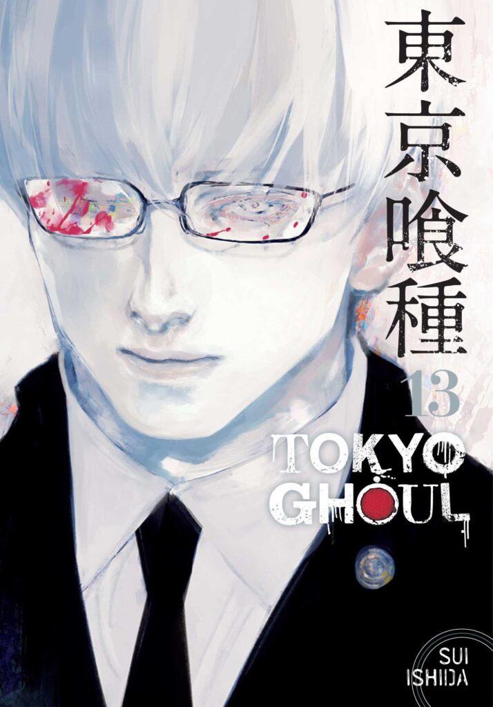 Tokyo Ghoul Vol.13