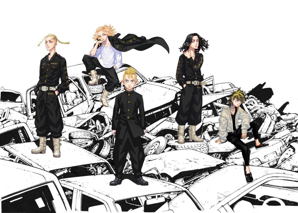 tokyo revengers feature image