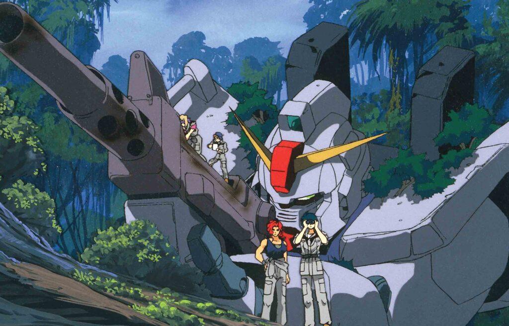Mobile Suit Gundam: The 08th MS Team (1996)