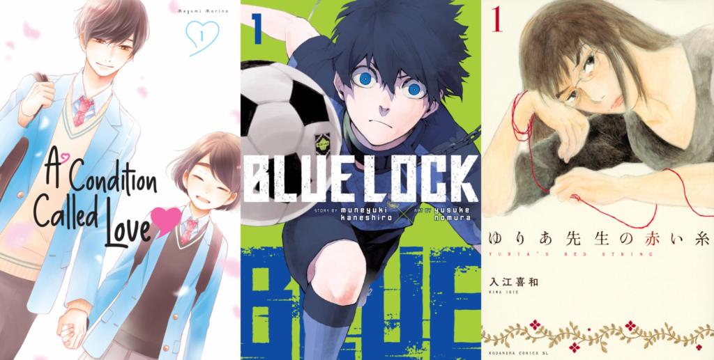 45th Kodansha Manga Awards winners
