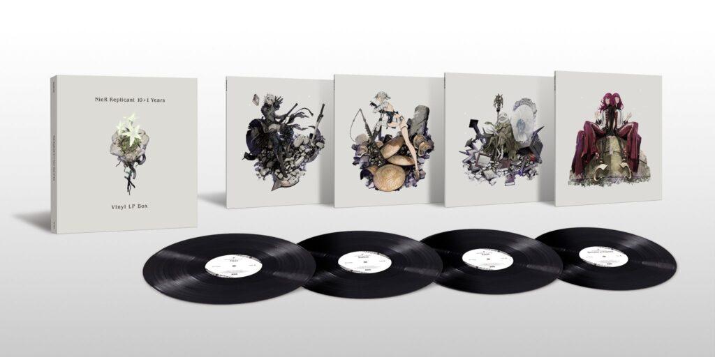 NieR Replicant Vinyl Collection