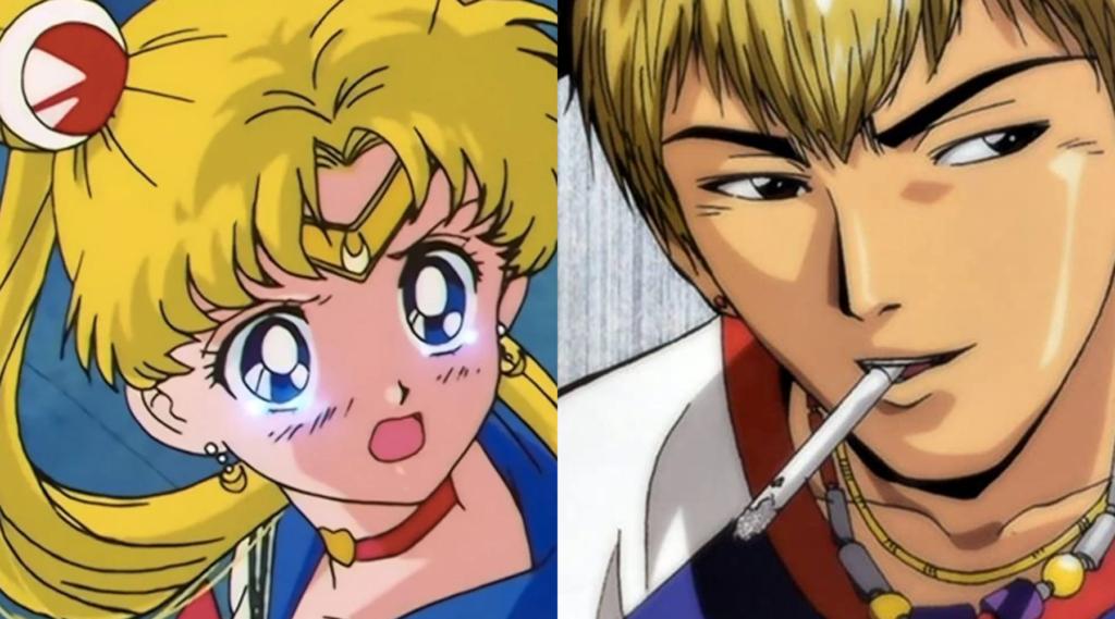 Sailor Moon, Great Teacher Onizuka