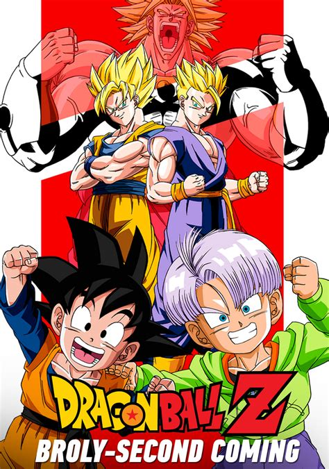 Dragon Ball Z: Broly - Second Coming (1994)