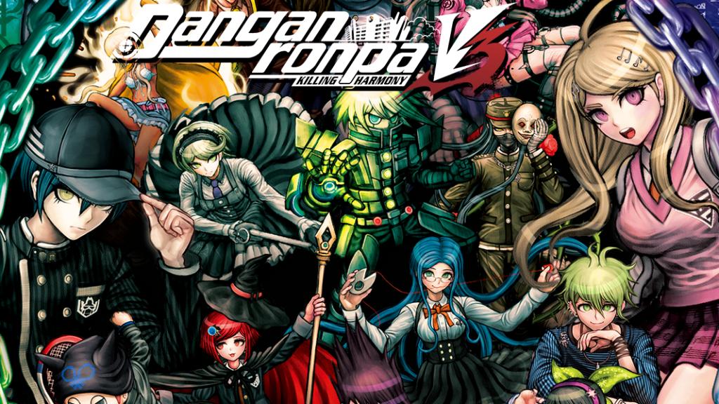 Danganronpa V3: Killing Harmony Anniversary Edition
