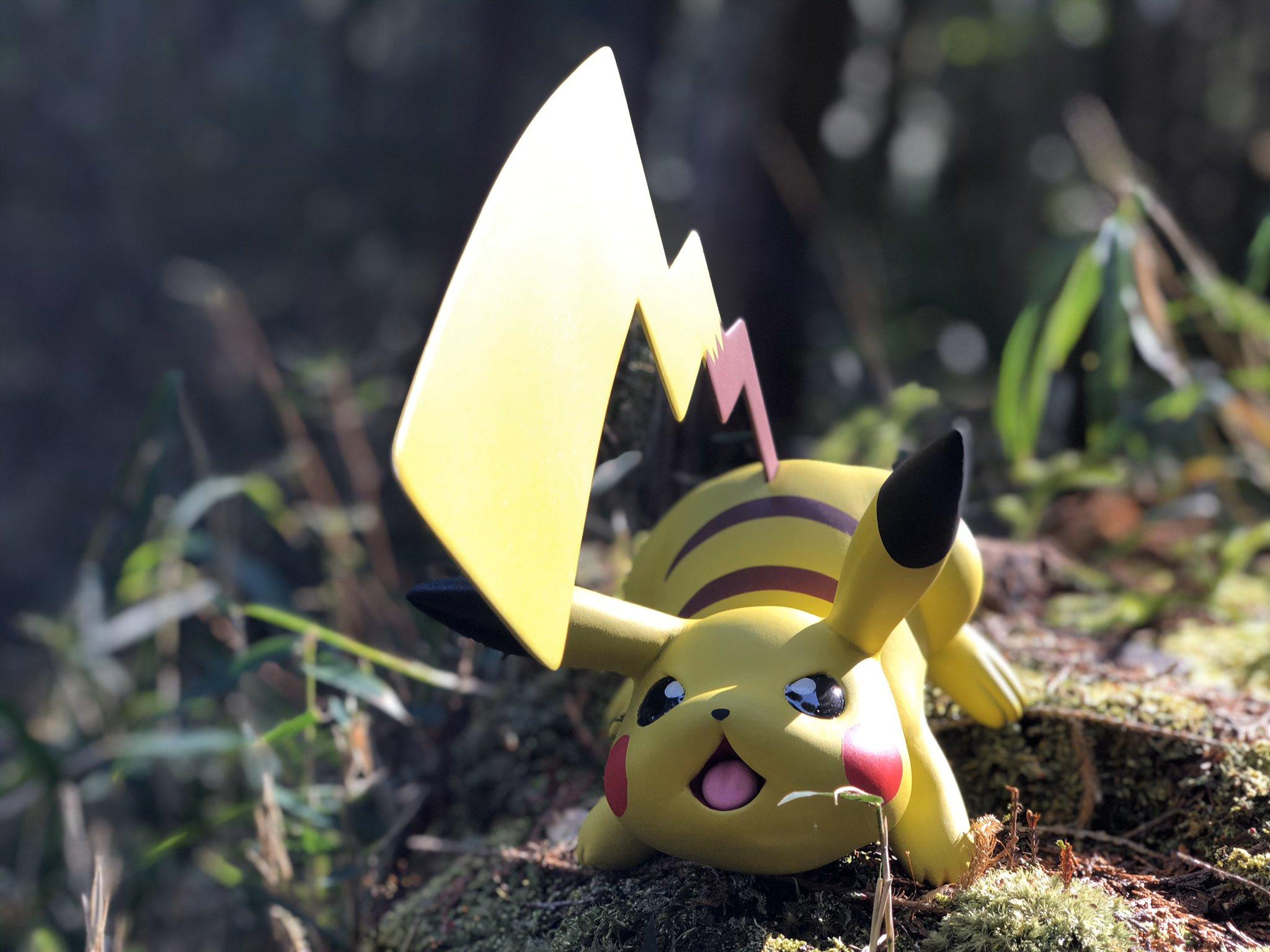 Clay Yoshirin Pikachu