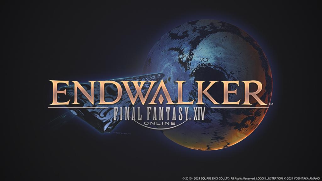 Final Fantasy XIV Endwalker Logo