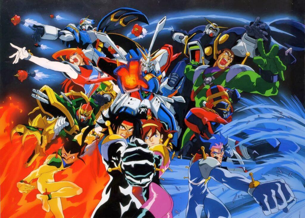 Mobile Fighter G Gundam (1994)