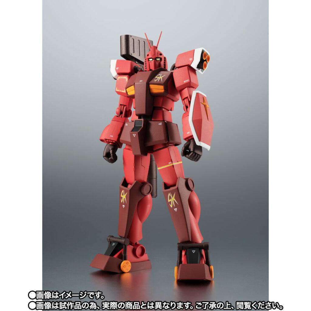 PERFECT GUNDAM III RED WARRIOR Figure Front