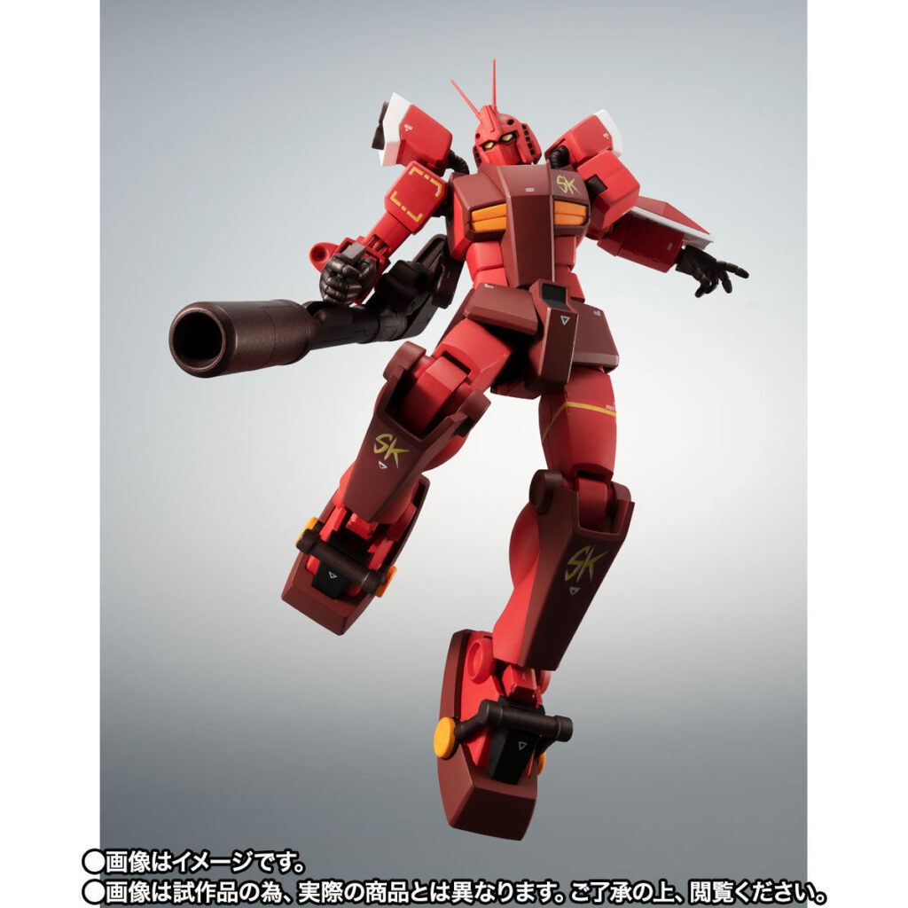 PERFECT GUNDAM III RED WARRIOR Figure Pose