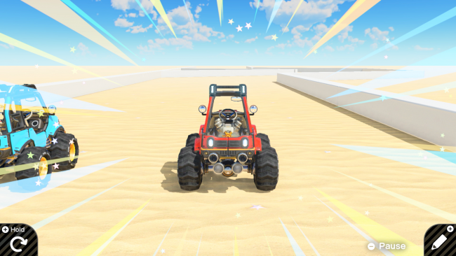 Game Builder Racing