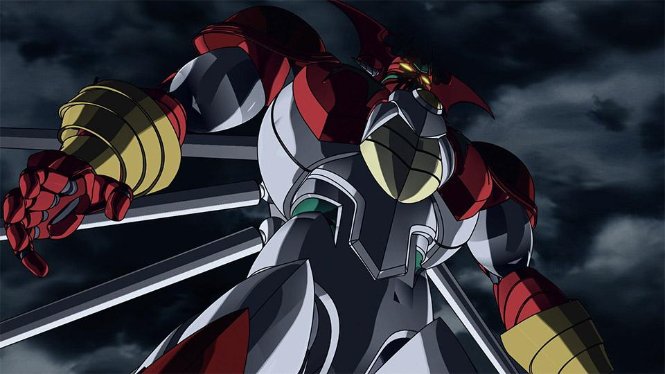 Getter Robo 1