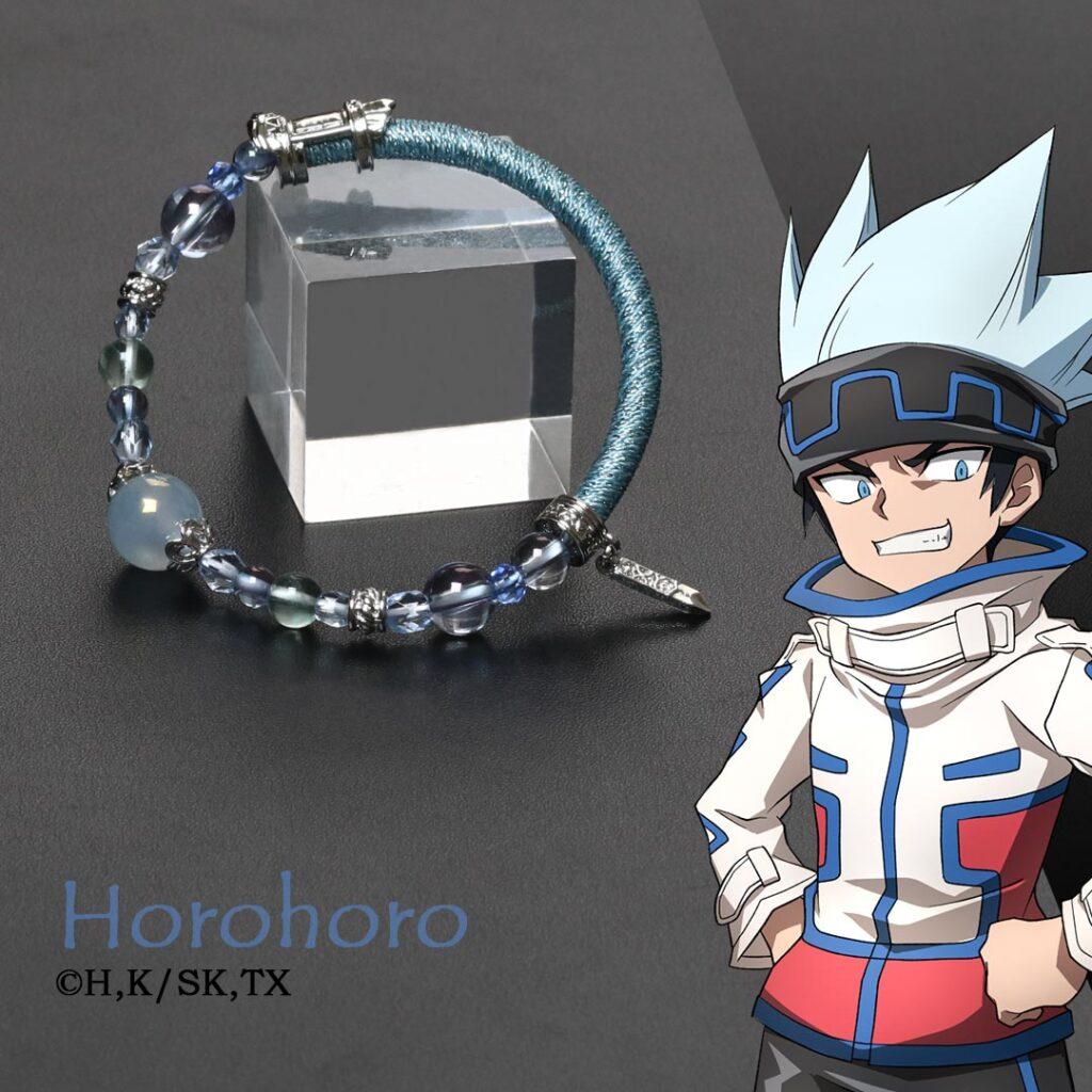 Horohoro Shaman King bracelet