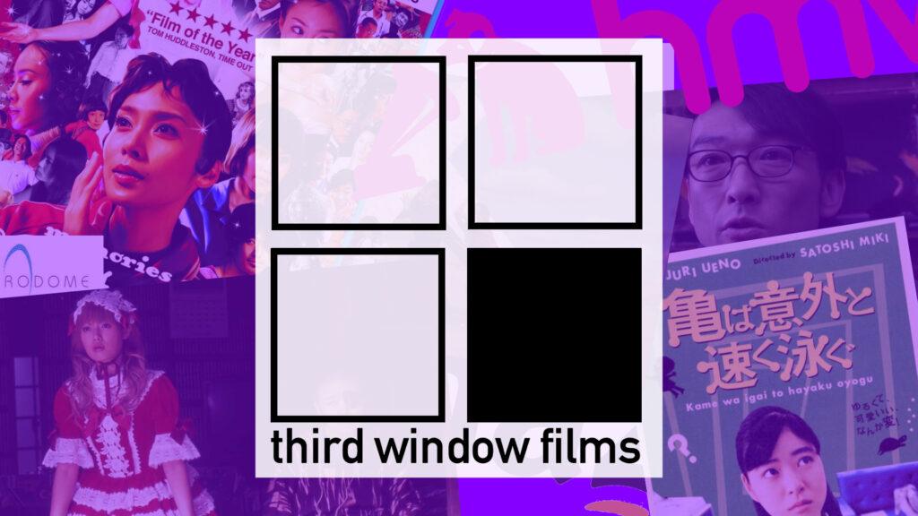 Third Window Films CEO