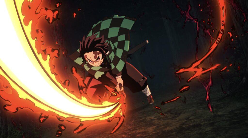 Tanjiro from Demon Slayer