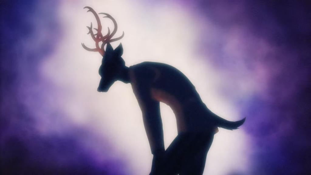 Screenshot from BEASTARS Season 2