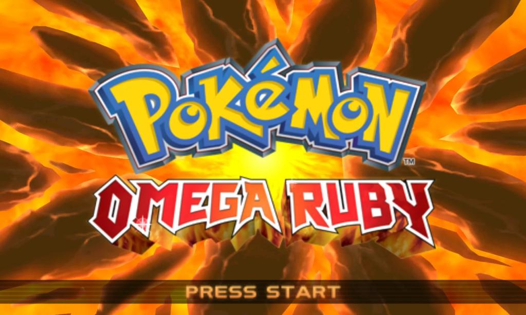 Pokemon Mega Ruby
