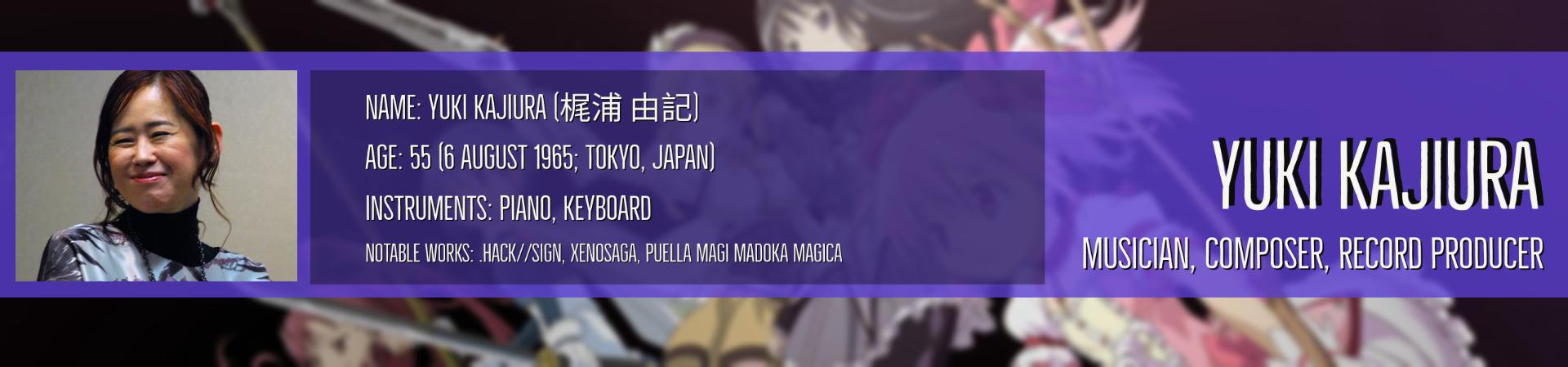 Introducing... Yuki Kajiura