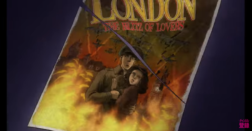 Lupin III Part 6 Anime
