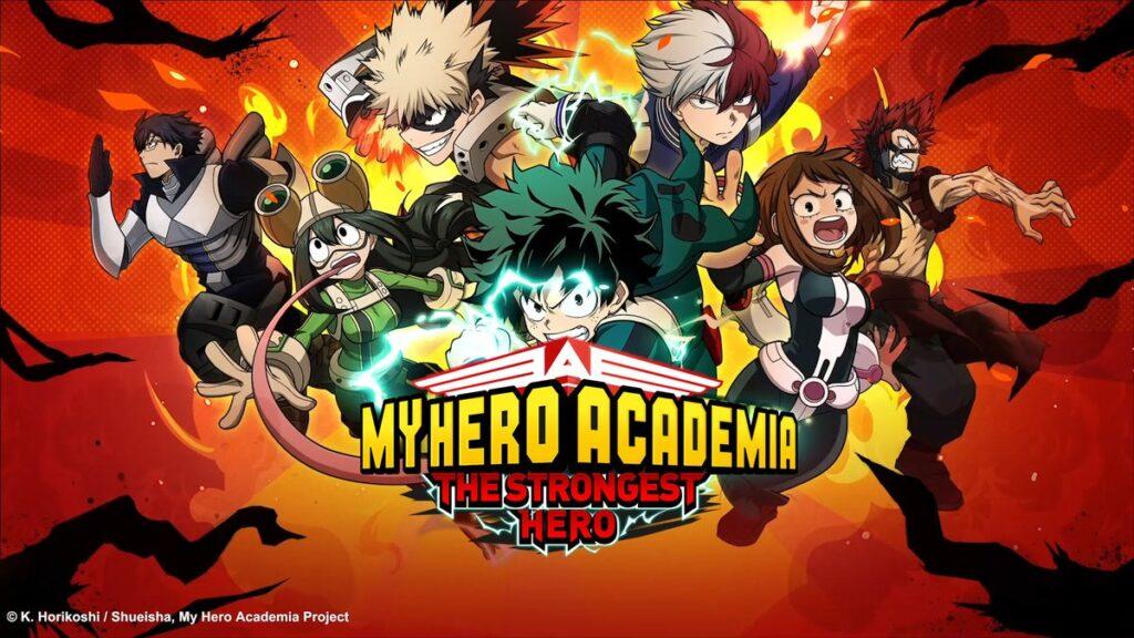 'My Hero Academia: The Strongest Hero'