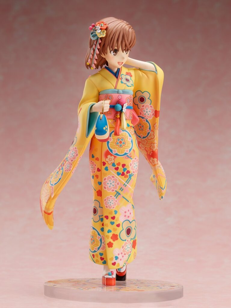 Mikoto Figure Front