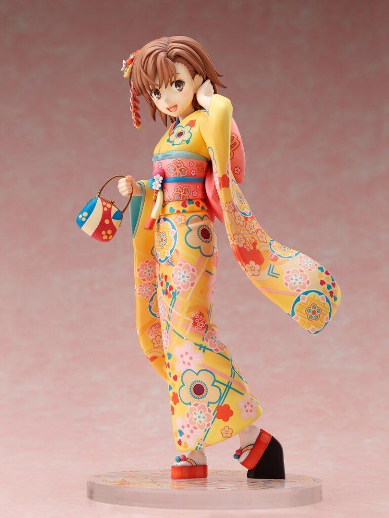 Mikoto Figure Side