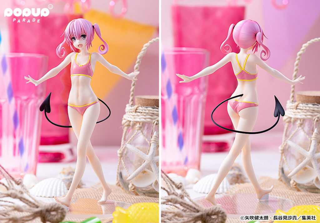 Momo Peria Deviluke Figures From 'To Love Ru'