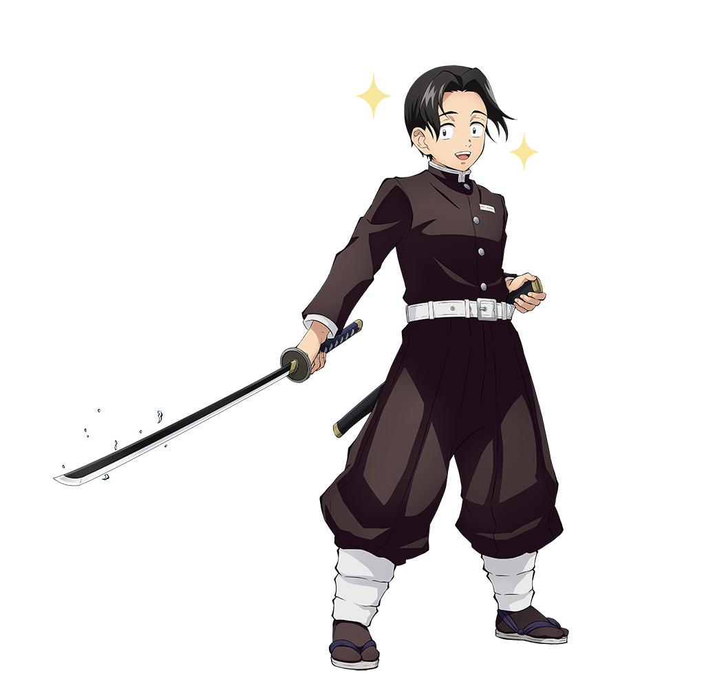Murata from Demon Slayer The Hinokami Chronicles