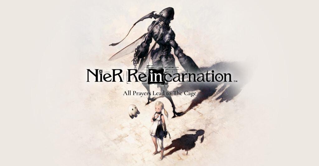 NieR Re[in]carnation English pre-registration open