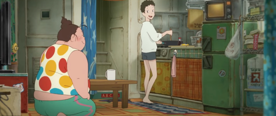 Mother-Daughter Anime Movie Nikuko of the Fishing Harbor Releases Charming Theme Song Video