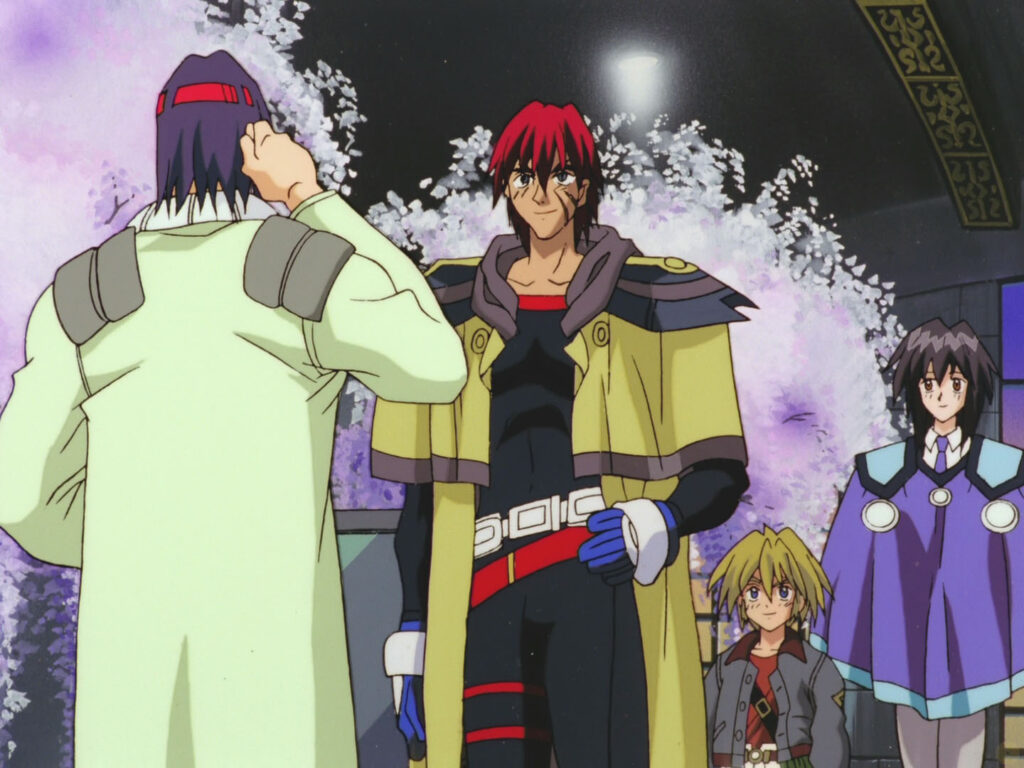 Outlaw Star (1998)