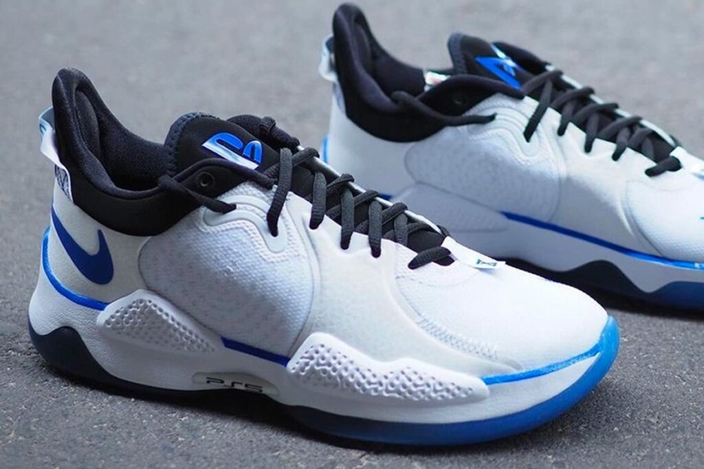 Paul George PlayStation 5collaboration shoes