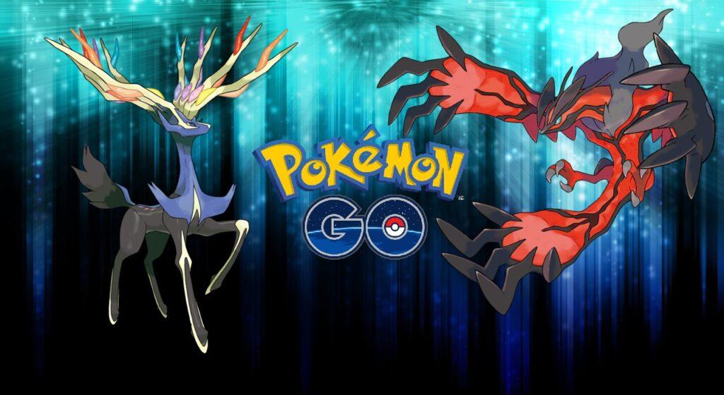 Pokemon Go XY