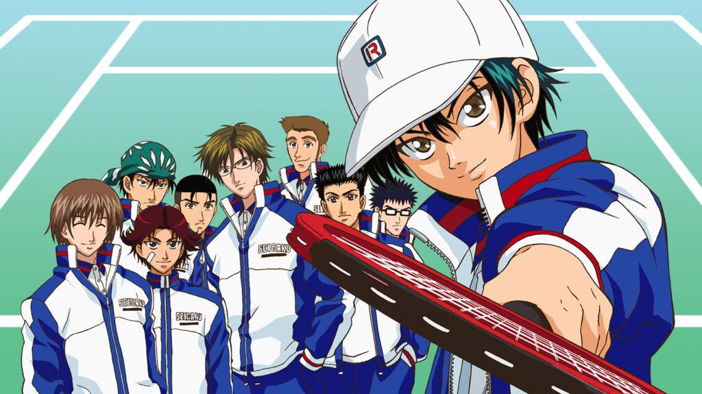 Prince of Tennis Anime Image