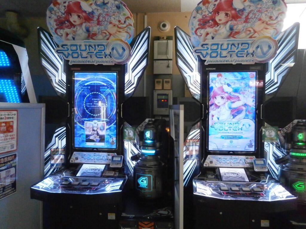 SDVX Machines