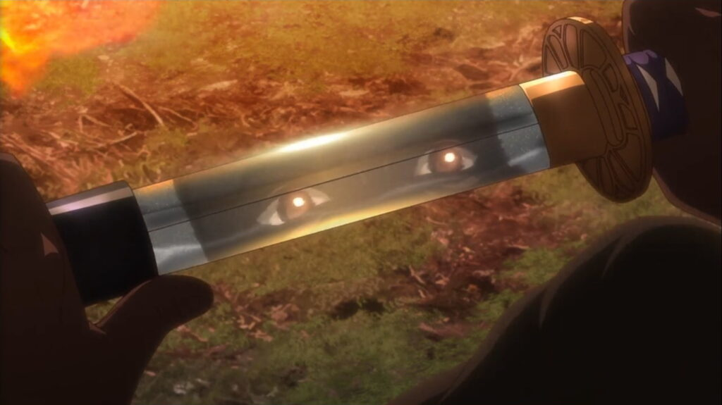 Yasuke anime screenshot