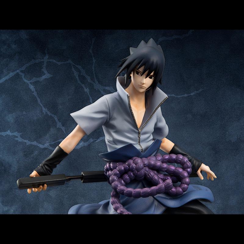 Sasuke Uchiha Figure