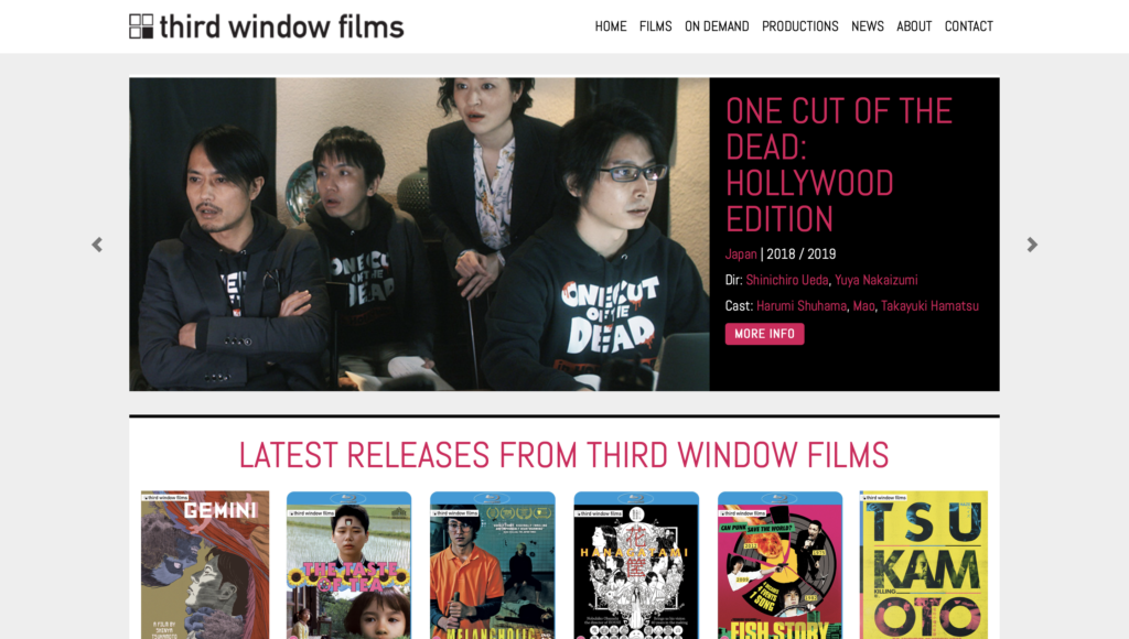 Third Window Films today